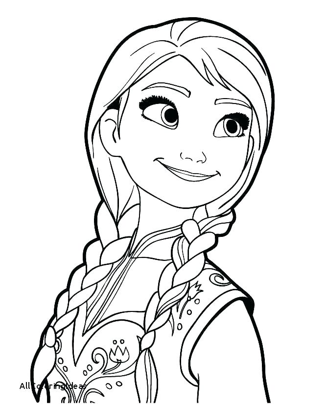 The best free Frozen coloring page images. Download from 3159 free ...
