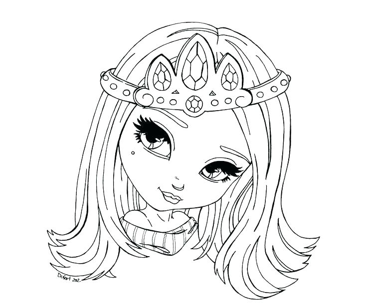 736x618 Princess Crown Coloring Page Princess Crown Coloring Pages Picture