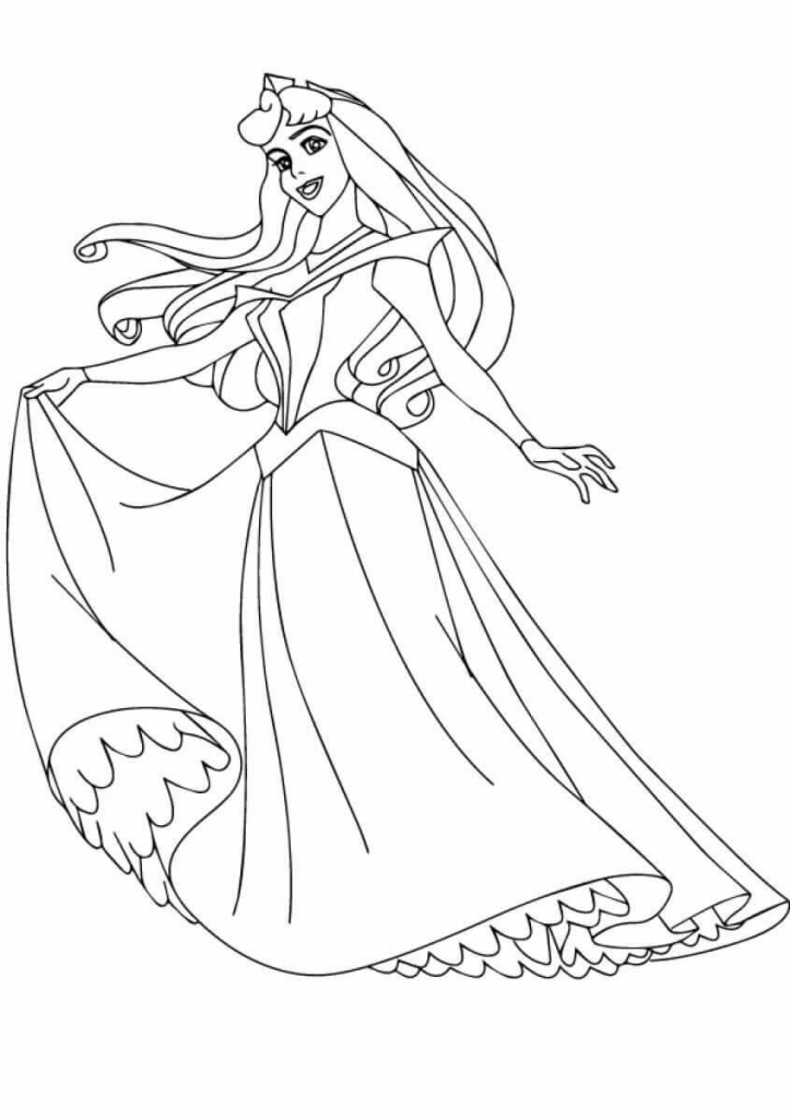 723x1024 Top Printable Princess Coloring Pages