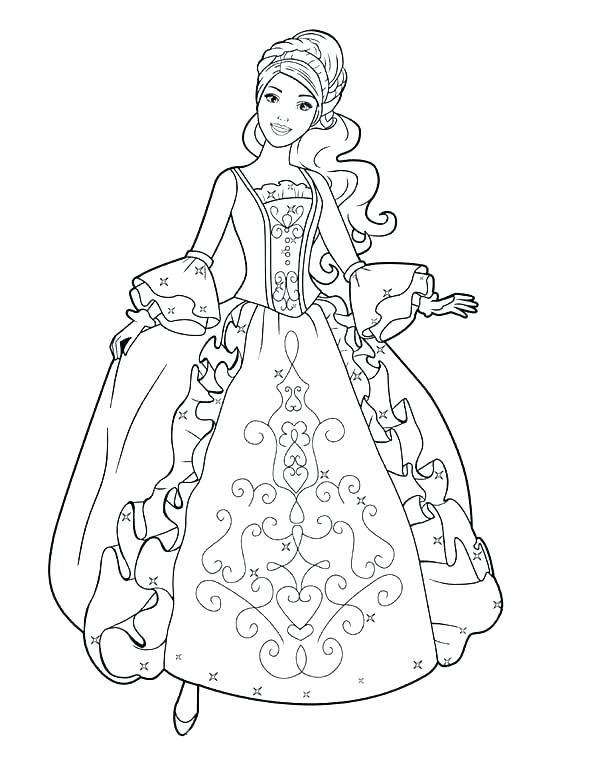 600x776 Dress Coloring Pages Coloring Page Wedding Dress Coloring Sheets