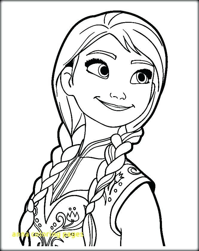 Princess Elsa And Anna Coloring Pages at GetDrawings.com ...