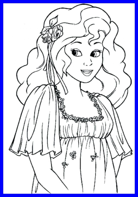 1074x1530 Disney Princess Face Coloring Pages