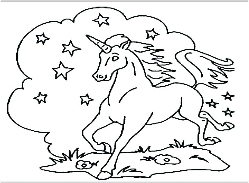 827x609 Barbie Horse Coloring Pages Horse Colouring Pages Good Horse
