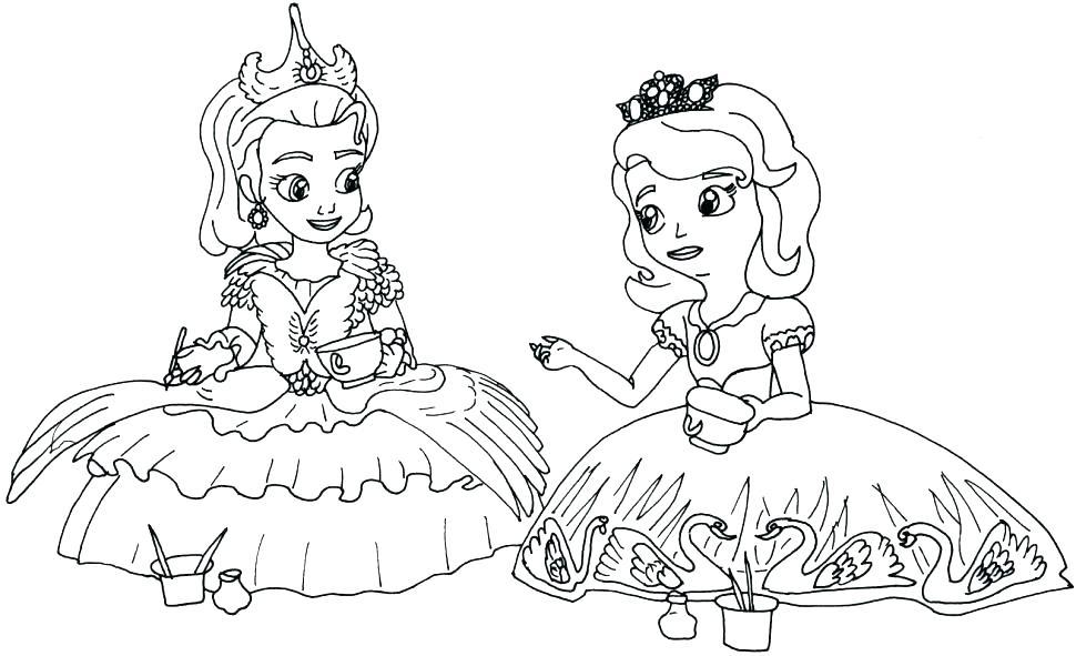 970x591 Princess Leia Coloring Pages Color Pages Princess Princess