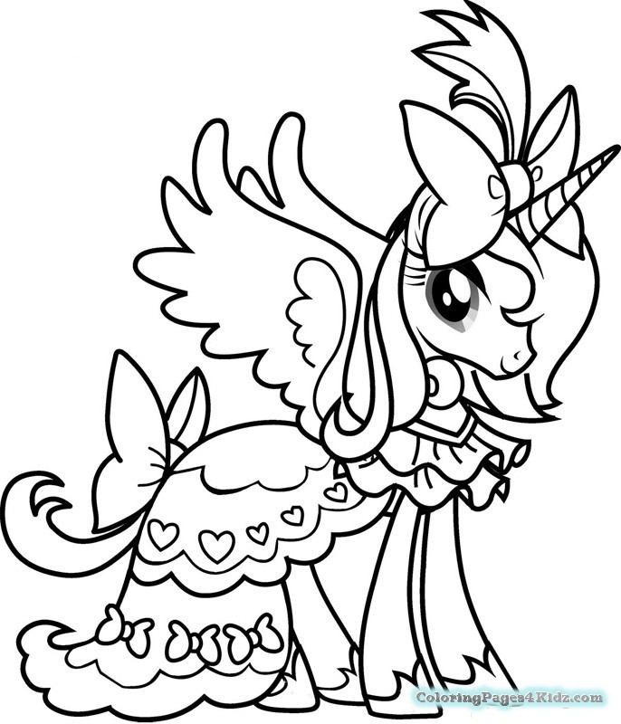 686x800 My Little Pony Princess Celestia Coloring Pages Coloring Pages