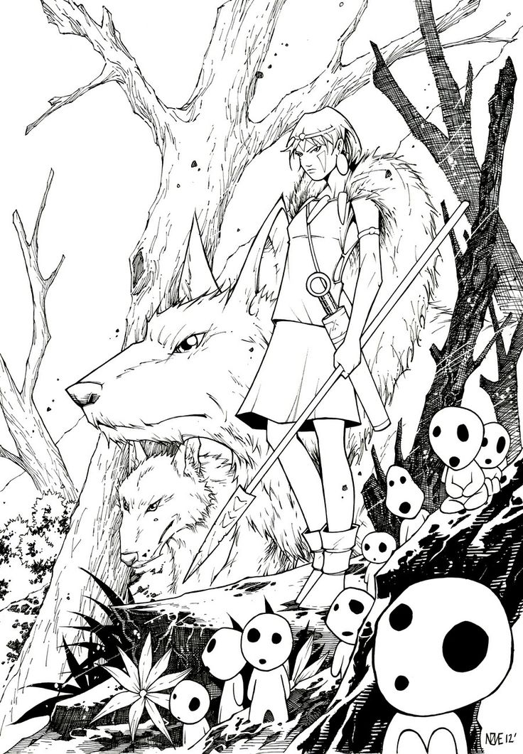 736x1061 Coloring Pages