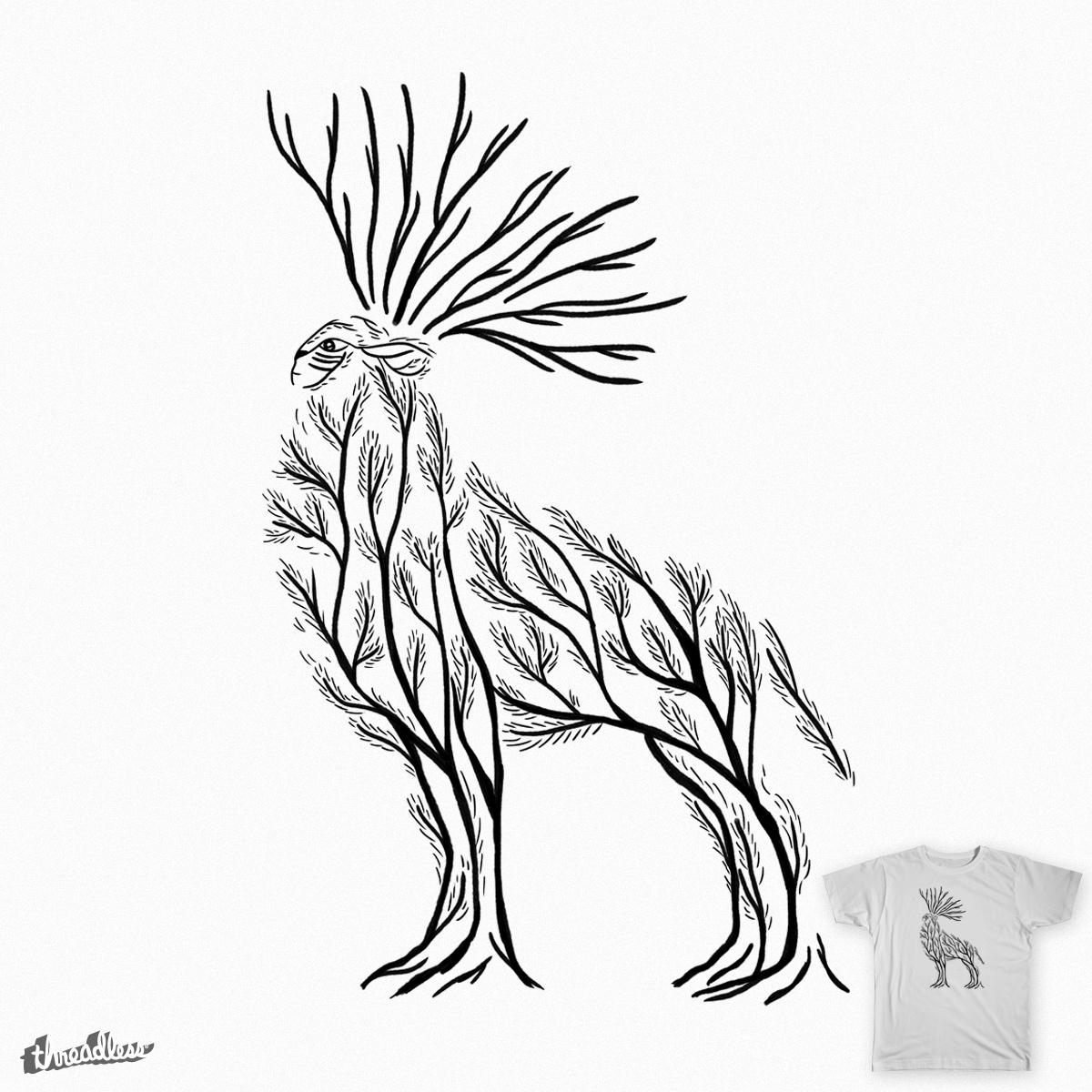 1200x1200 Princess Mononoke Forest Spirit Drawing
