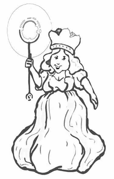 375x585 Celebrity Clothing Celeb Princess Coloring Pages