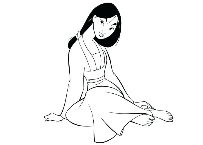 700x500 Mulan Coloring Page Related Post Disney Mulan Printable Coloring