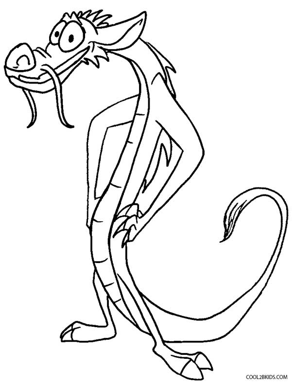 The Best Free Mushu Coloring Page Images Download From 41 Free