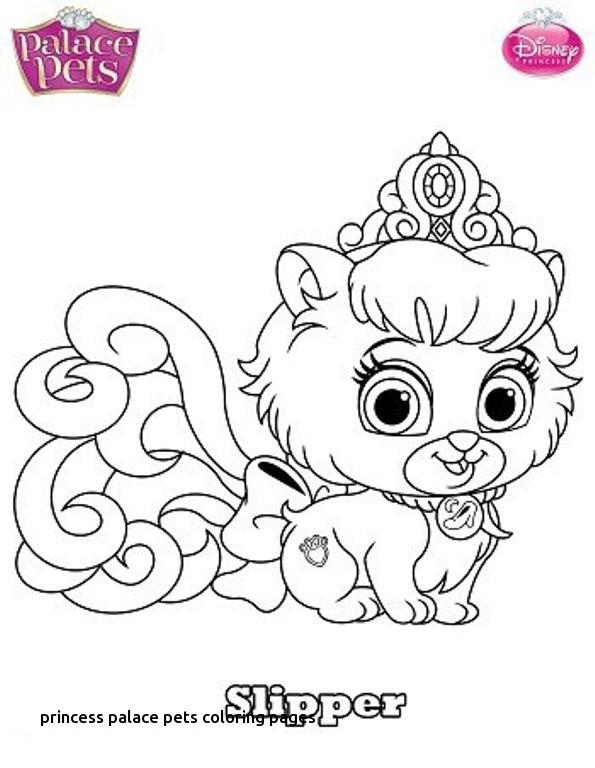 595x768 Palace Pets Meadow Coloring Pages Bltidm For Princess Palace Pets