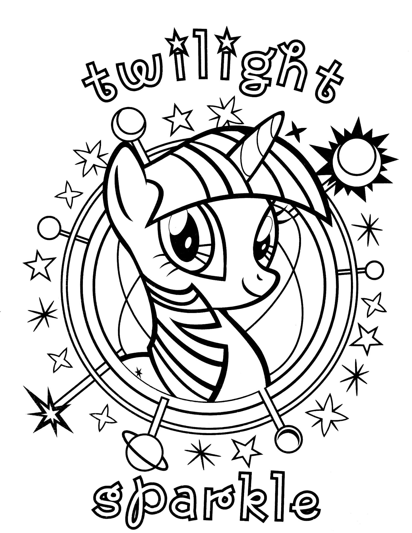 1700x2200 My Little Pony Coloring Pages For Kids Coloring Pages For Kids