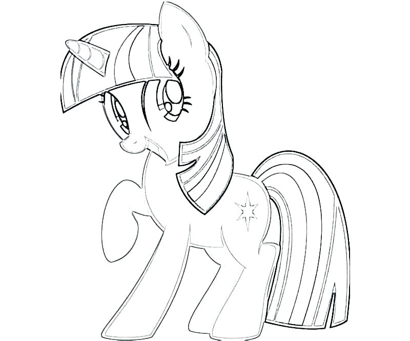 800x667 Coloring Pages Twilight Sparkle Rarity My Little Pony Coloring