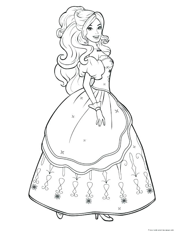 618x799 Barbie Printable Coloring Pages Barbie Print Out Coloring Pages