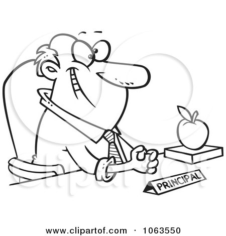 450x470 Coloring Pages Of A School Principal Coloring Pages, Principal