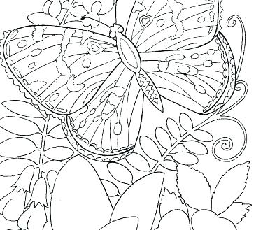 366x329 Hard Flower Coloring Pages Hard Flower Coloring Pages Hard