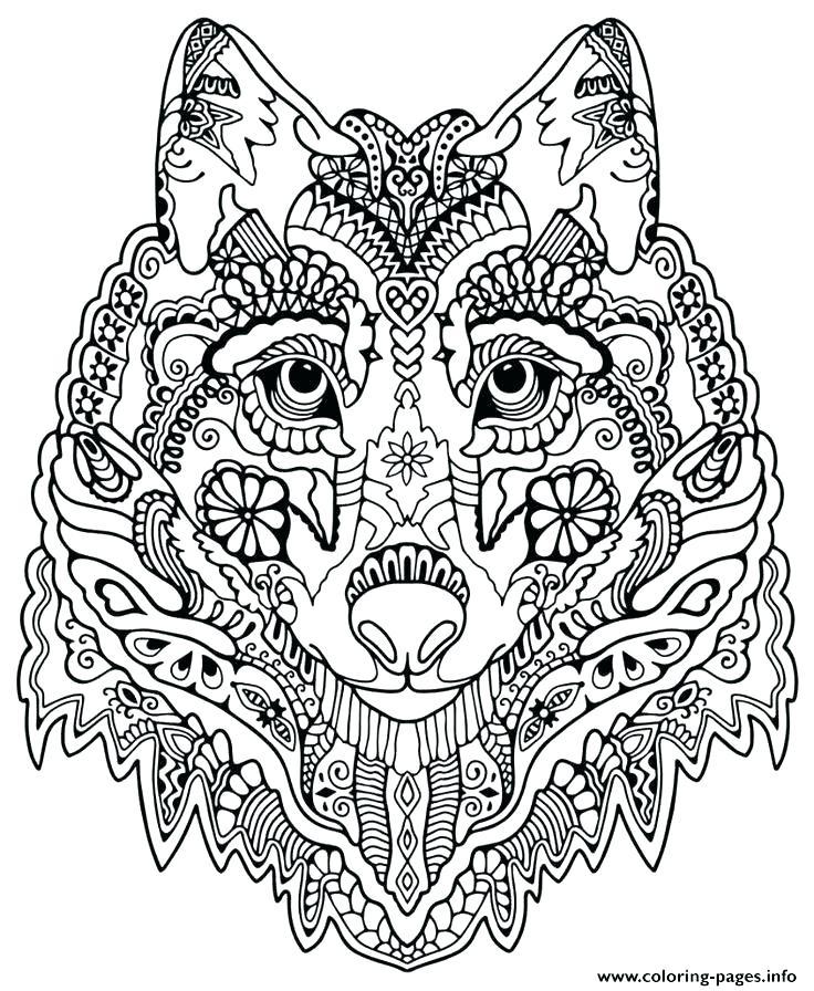 Print Mandala Coloring Pages At Getdrawings Free Download