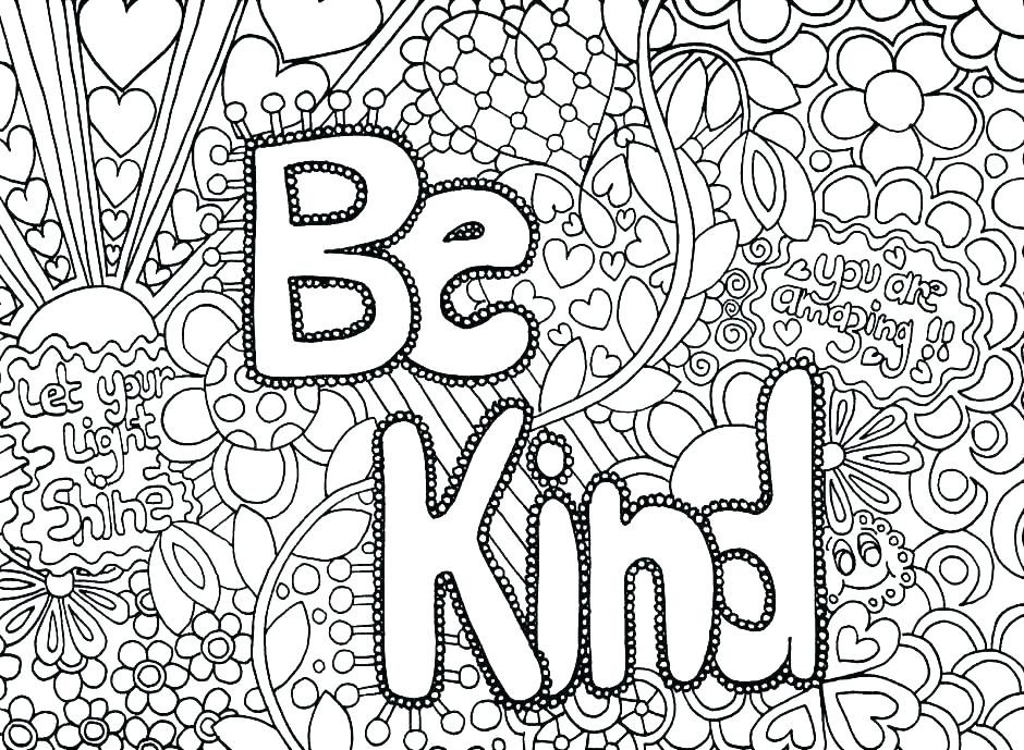 940x689 Cool Printable Coloring Pages For Adults