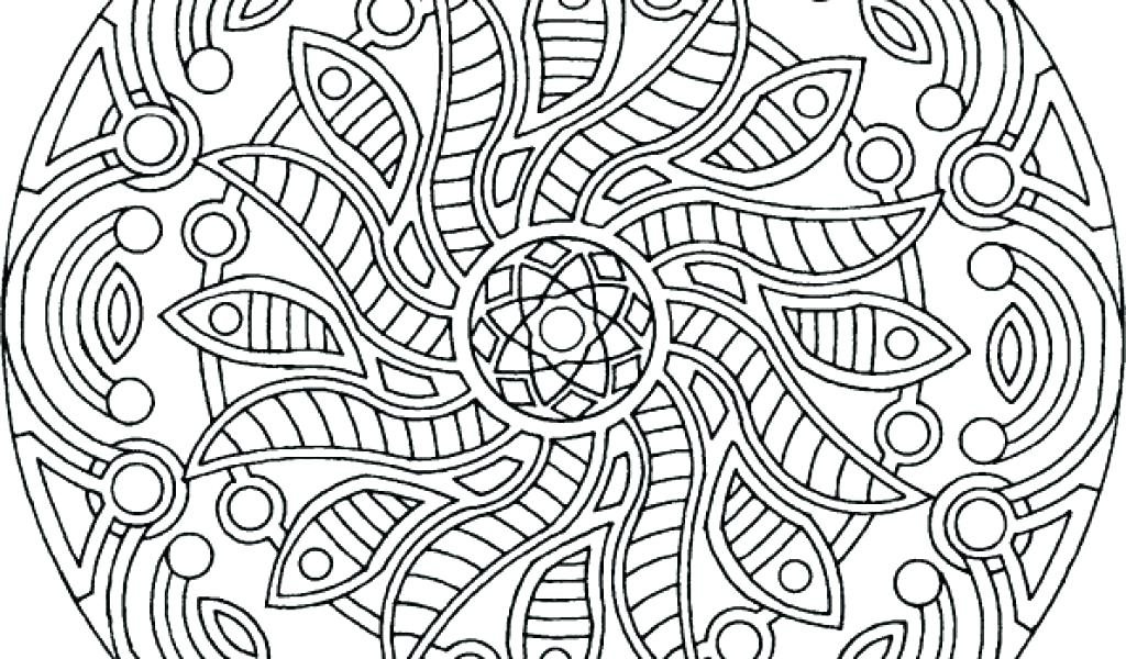 1024x600 Printable Coloring Books For Adults As Well As Love Mandala