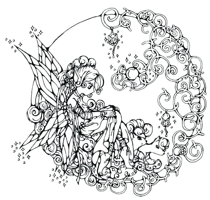 800x761 Free Printable Christmas Coloring Pages For Adults Only