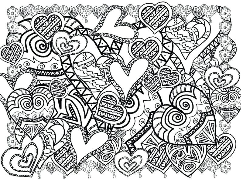 800x597 Valentines Day Coloring Pages Printable Luxury Valentines Day C