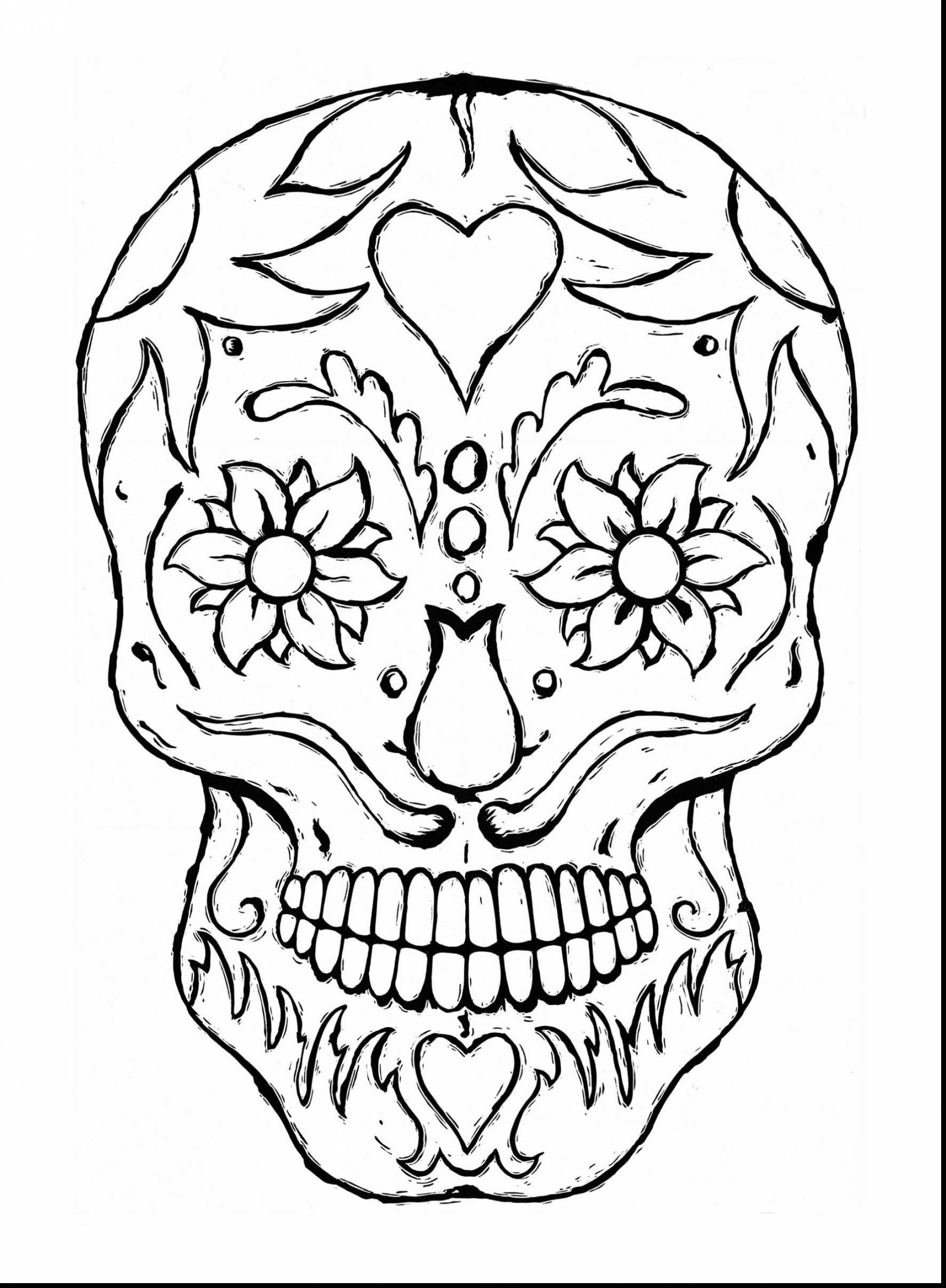 1940x2640 Unbelievable Printable Adult Coloring Pages Skulls With Picture
