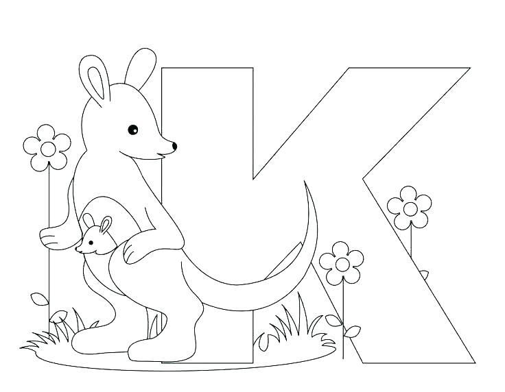 736x572 Printable Alphabet Coloring Pages Also Help Your Practice