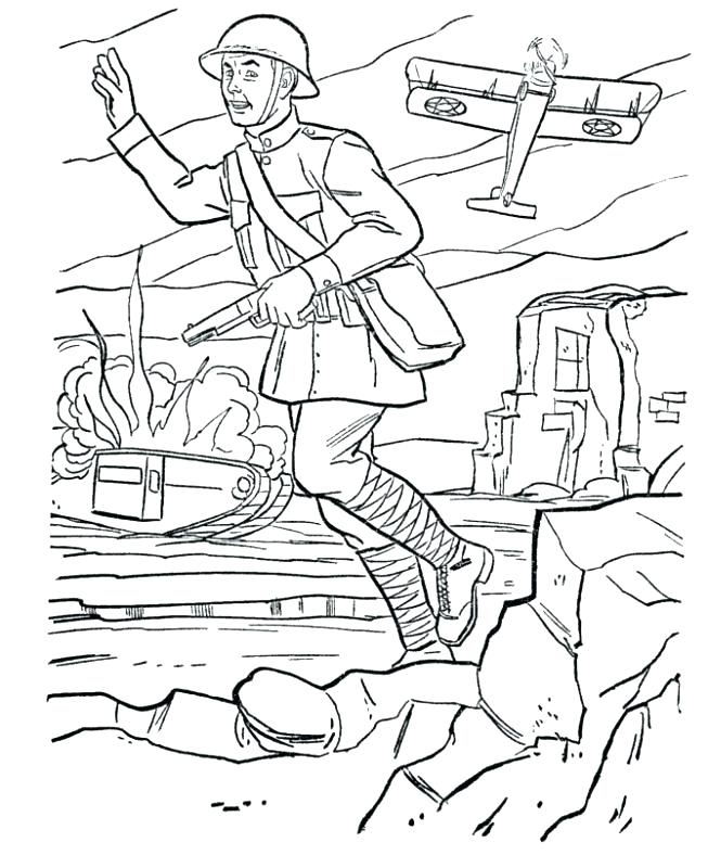 Printable Army Coloring Pages at GetDrawings.com | Free for ...