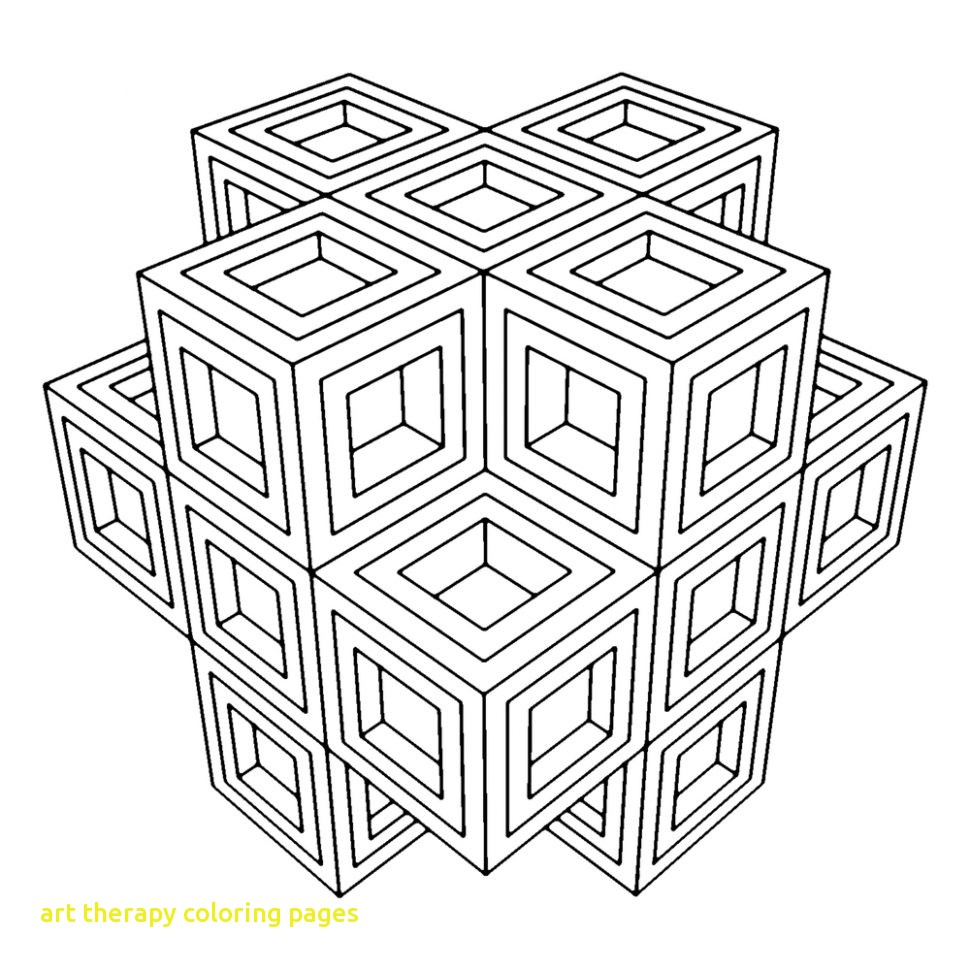 970x970 Art Therapy Coloring Pages
