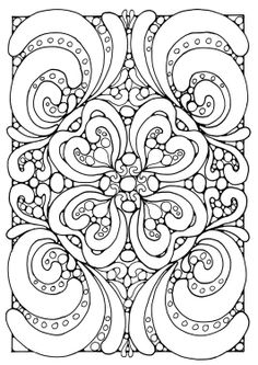 236x333 Lots Of Printable Mandalas Here