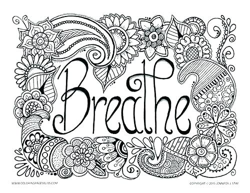 Printable Art Therapy Coloring Pages At GetDrawings Free Download