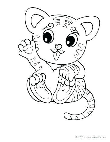 364x470 Cute Baby Animals Coloring Pages Baby Animals Coloring Pages Baby