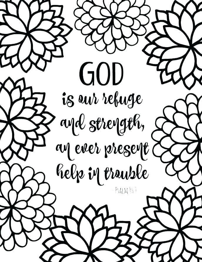687x889 Free Printable Bible Coloring Pages Or Scripture Coloring Pages
