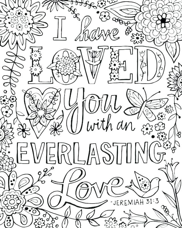 640x800 Free Printable Bible Coloring Pages With Scriptures