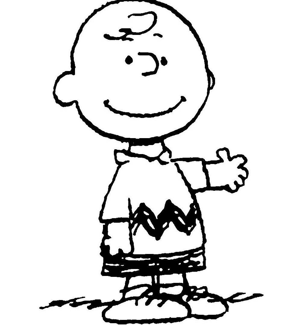 1006x1080 Charlie Brown Coloringages For Kids Wonderful Free Halloween
