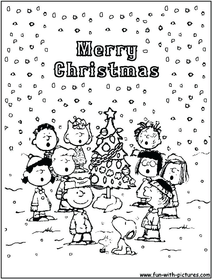 736x966 Charlie Brown Coloring Page