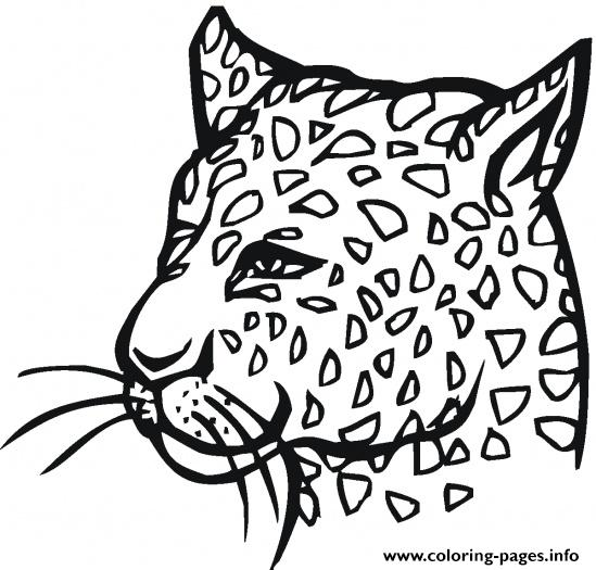 549x525 Cheetah Colouring Pages For Coloring Pages Printable