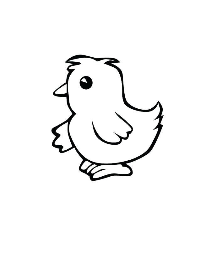 640x827 Coloring Page Chicken Chicken Little Coloring Pages Chicken