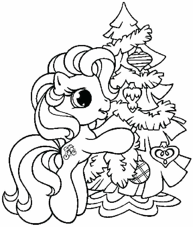 800x938 Christmas Coloring Pages For Preschoolers