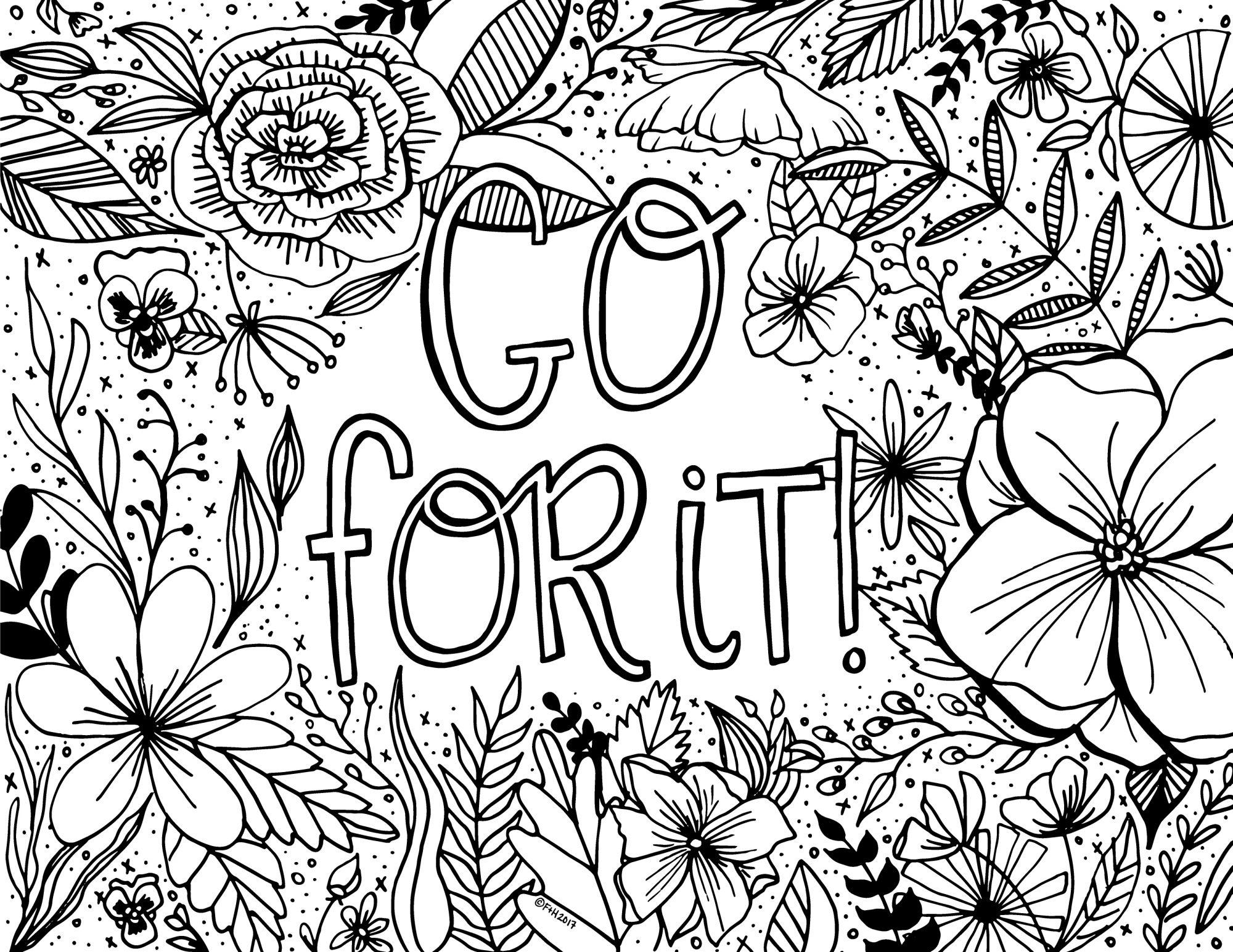 Printable Coloring Pages at GetDrawings | Free download