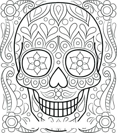 450x513 Free Printable Coloring Pages Adults Only