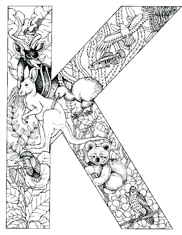 612x792 Printable Coloring Pages Adults Free Coloring Pages For Adult Free