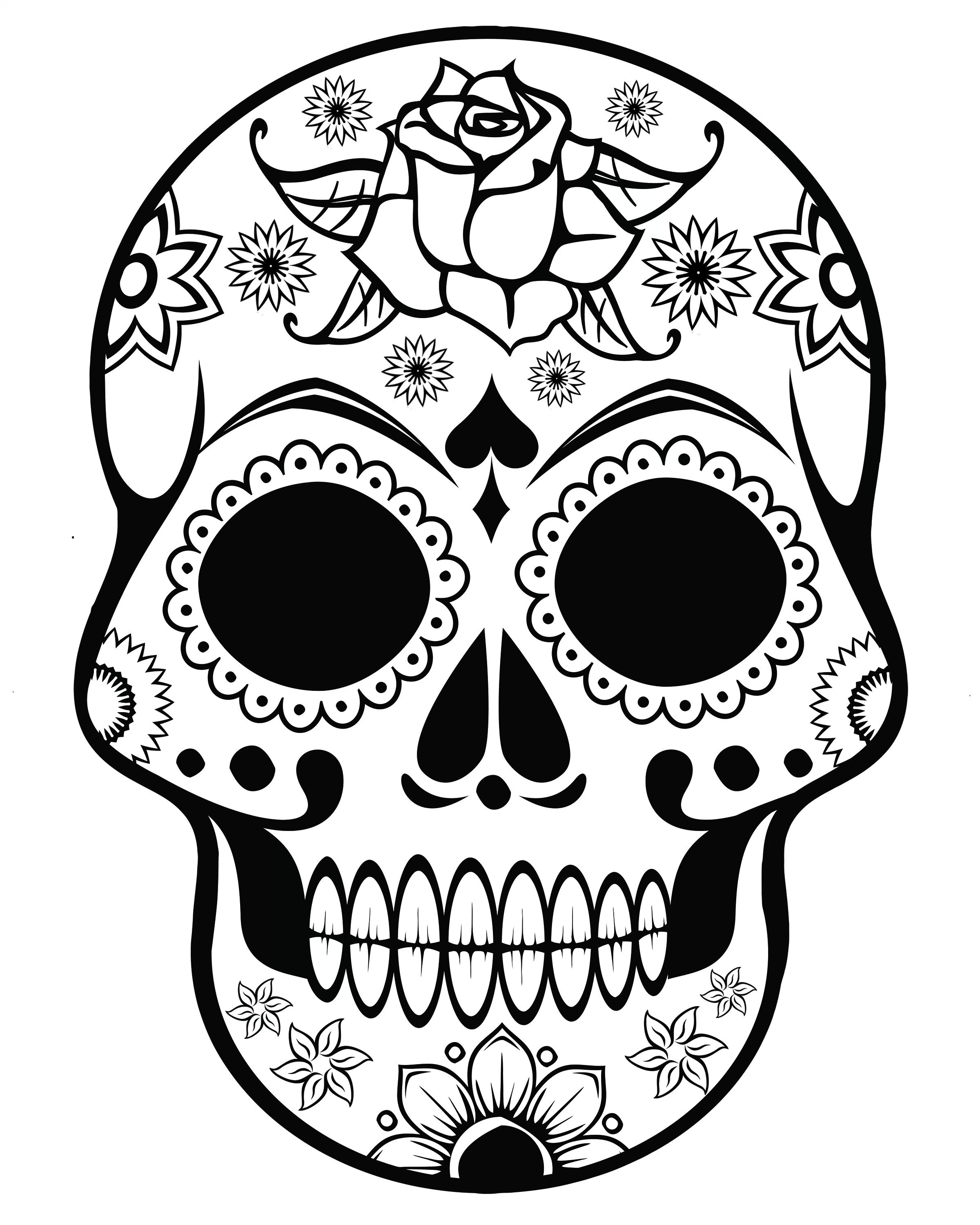 2400x3000 Printable Coloring Pages For Adults Only