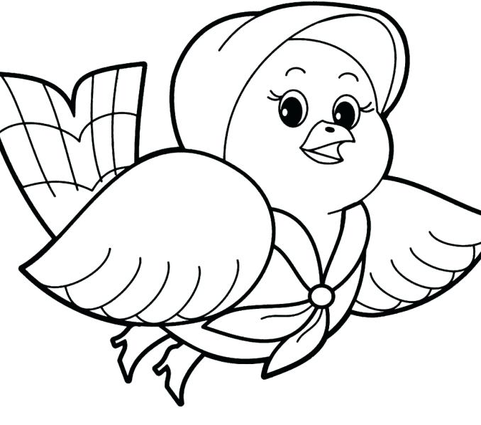 678x600 Coloring Pages For Kids Animals Coloring Pages Of Cute Animals