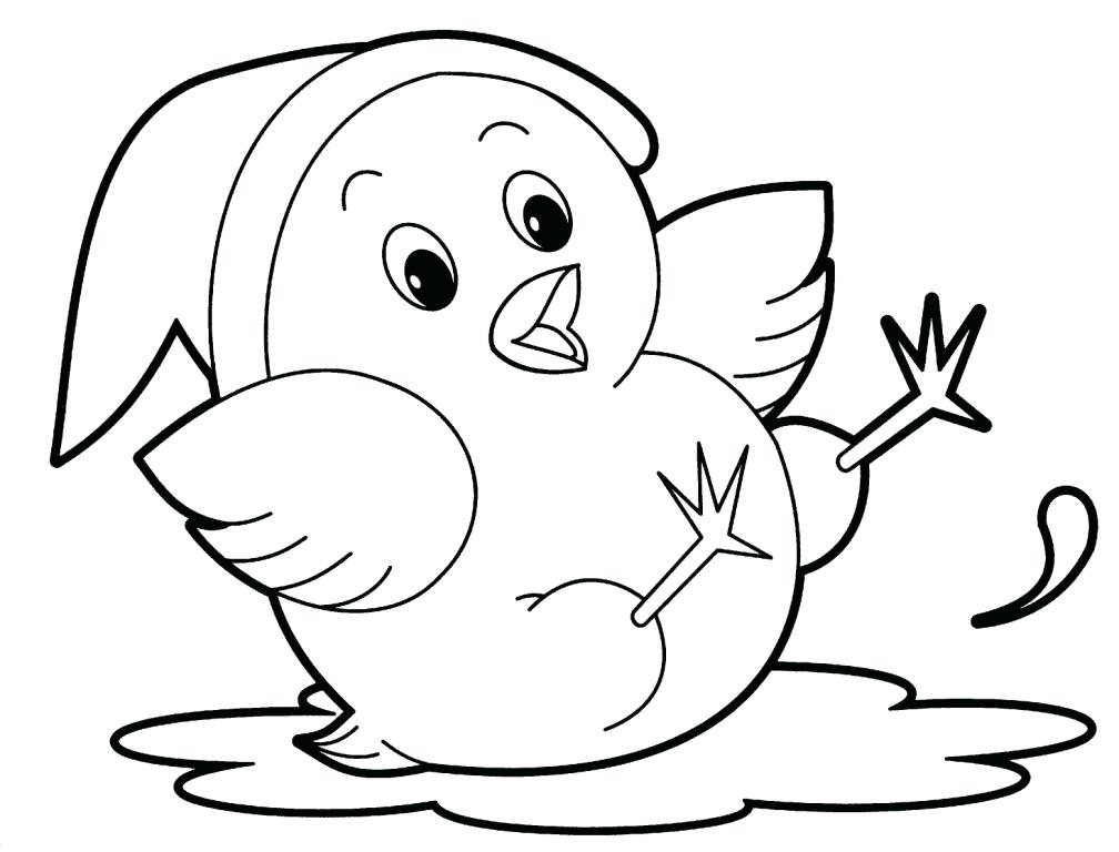 1008x768 Animal Coloring Pages For Toddlers Printable Coloring Pages That