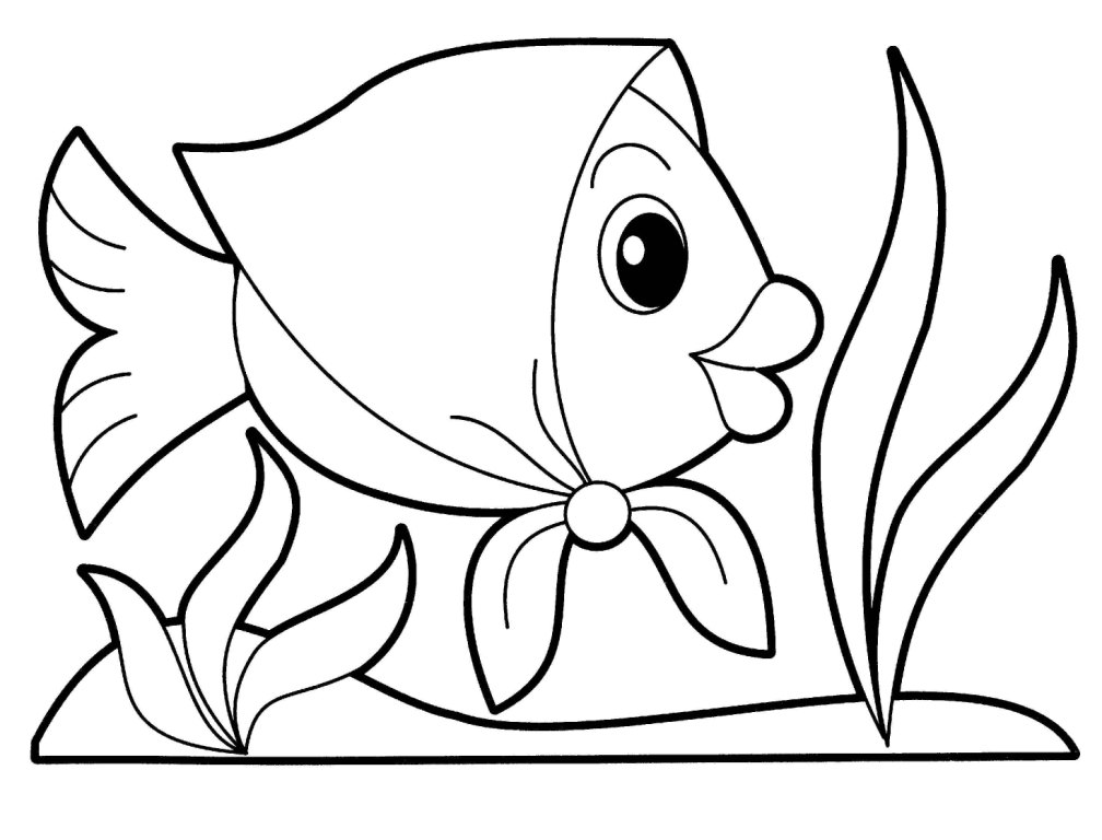 Printable Coloring Pages For Kids Animals at GetDrawings.com | Free ...