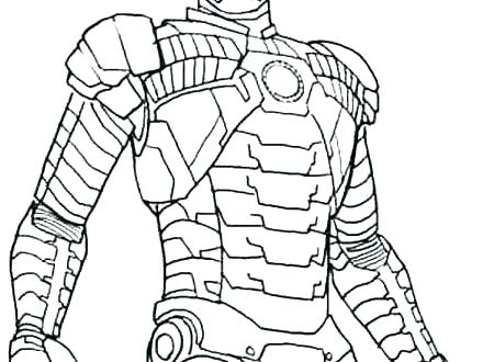 440x330 Iron Man Coloring Pages Kids Coloring Printable Coloring Pages
