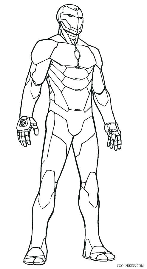 493x900 Coloring Pages Of Iron Man Coloring Sheet Iron Man Coloring Page
