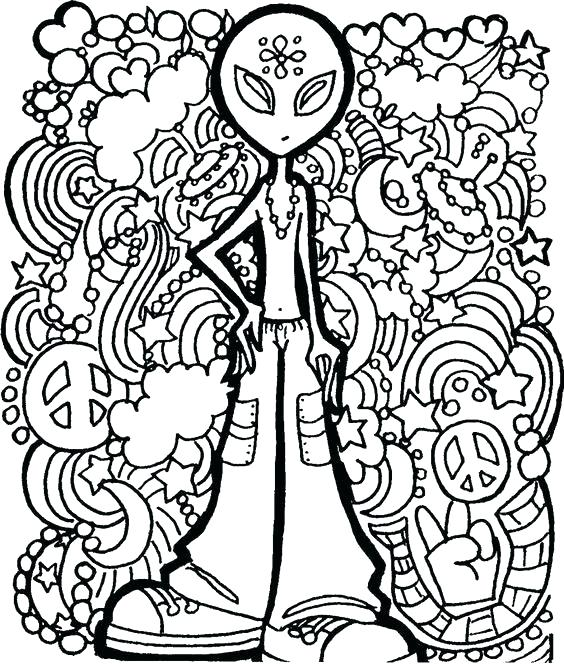 564x664 Printable Coloring Pages For Teens Coloring Page Printable