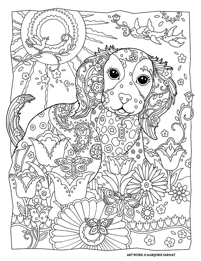 650x841 Free Printable Detailed Coloring Pages